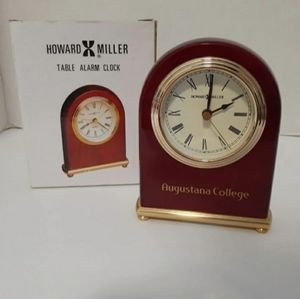 Howard miller table alarm clock